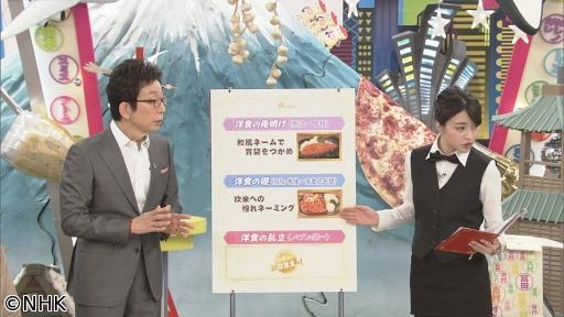 ネーミングバラエティー 日本人のおなまえっ!【洋食のおなまえSP】[解][字]