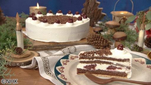 グレーテルのかまど「ドイツ 黒い森のさくらんぼケーキ」[解][字]