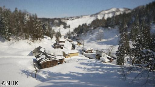 【ストーリーズ】ノーナレ「雪に踊る男たち ▽新潟・豪雪地帯を生きる」[字]