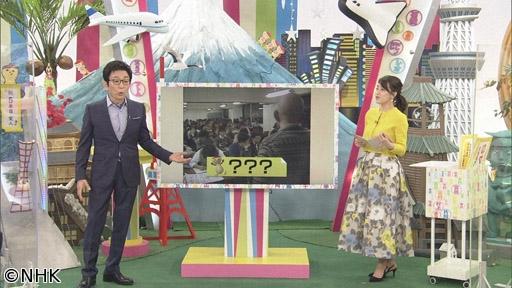 日本人のおなまえ「古舘さん!大変ですよ 秘蔵映像だらけのおなまえ事件簿」[解][字]