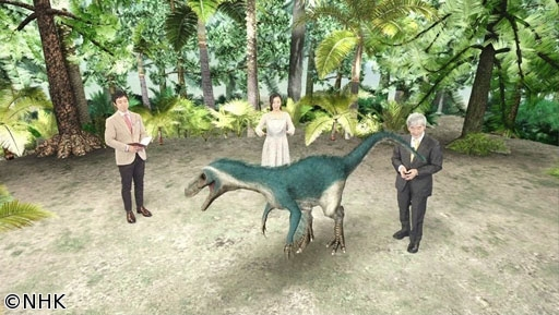 """サイエンスZERO「恐竜化石がザックザク! よみがえる""""白亜紀ニッポン""""」[解][字]"""