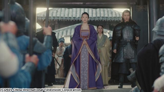 チャン・ツィイー主演「上陽賦〜運命の王妃〜」 #16(字幕版)