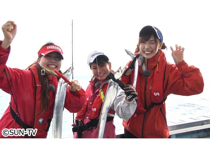 ルアルアチャンネル▽池内修次さんと三重の筏エギング