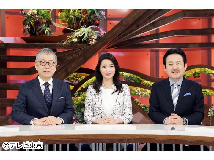 WBS▽ニトリなぜ島忠TOB参戦表明へ…ホームセンター業界の行方は▽中国新局面