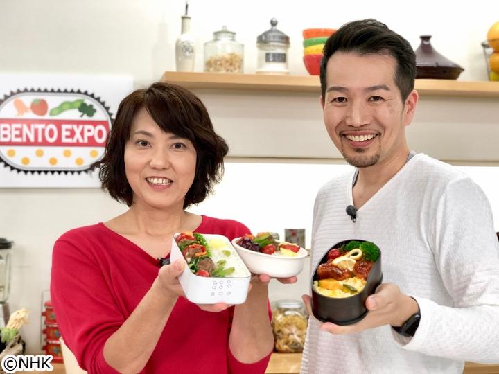 BENTO EXPO「秩父・豚みそ弁当」[字]