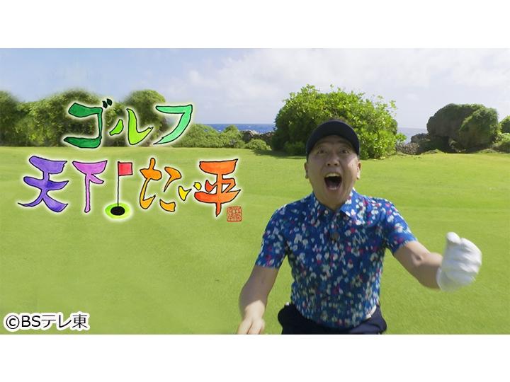 ゴルフ 天下!たい平α