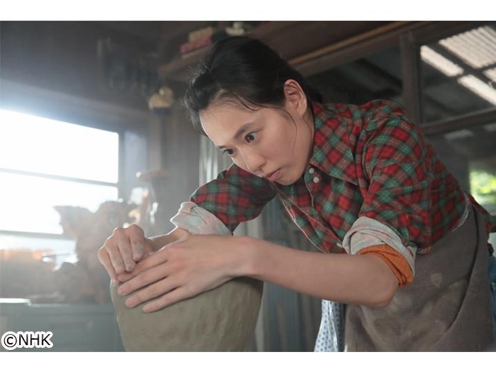 連続テレビ小説 スカーレット(38)「弟子にしてください!」[解][字]