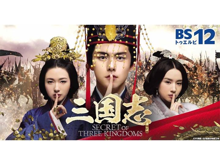 中国ドラマ 三国志 Secret of Three Kingdoms