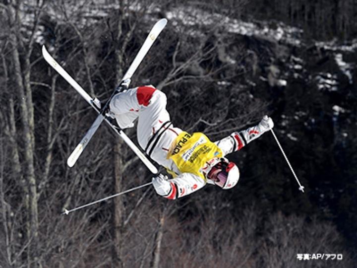 フリースタイルスキー FIS W杯 19/20 男女デュアルモーグル ディアバレー