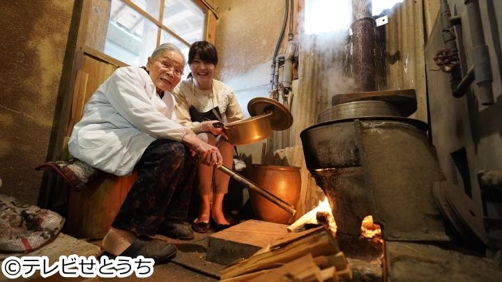 おばあちゃんの台所