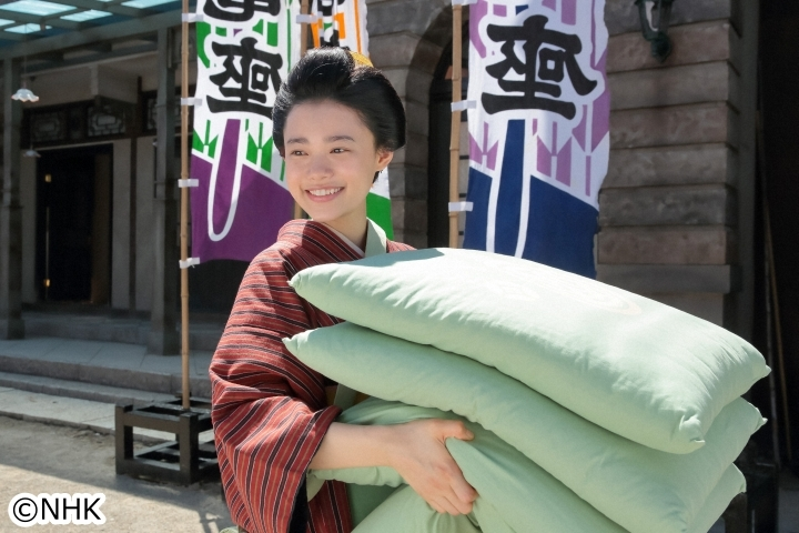 【連続テレビ小説】おちょやん(104)「竹井千代と申します」[解][字]