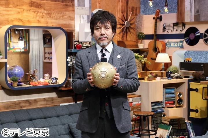 FOOT×BRAIN【中田英寿が登場!勝村政信とのスペシャル対談 前編】[字]