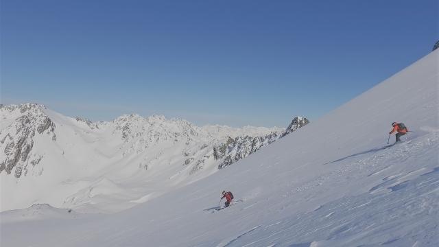 SKI TUNE 4K 爽快!ニュージーランドスキー Part−1[4K]