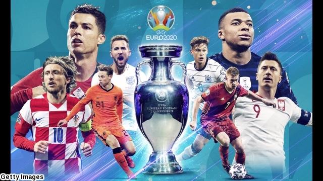 UEFA EURO 2020TM グループB ベルギーvsロシア[二][4K]