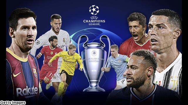 [生]UEFA CL準決勝 マンチェスター・シティvsパリ・SG[二][字]