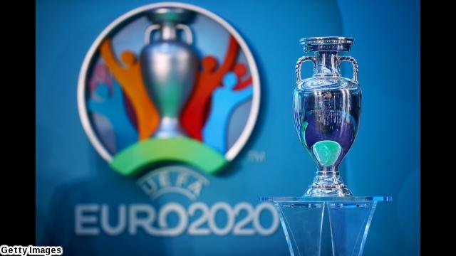 [初]UEFA EURO 2020TM サッカー欧州選手権マガジン #1